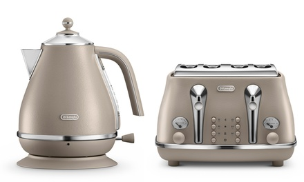 Delonghi Kettle And Toaster Set Groupon Goods
