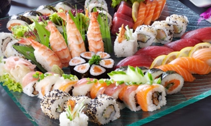 East Coast Sushi Buffet - Regency: $8 for $16 Worth of Asian Fare and Drinks at East Coast Sushi Buffet