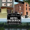 Up to 83% Off Stay at Hotel Frederick in Boonville