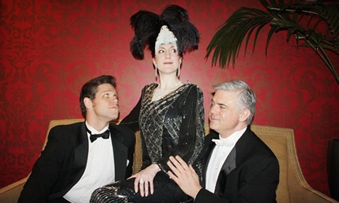 """Workshop Theatre of South Carolina - Downtown Columbia: $22 for Two Tickets to """"Victor/Victoria"""" at Workshop Theatre of South Carolina"""