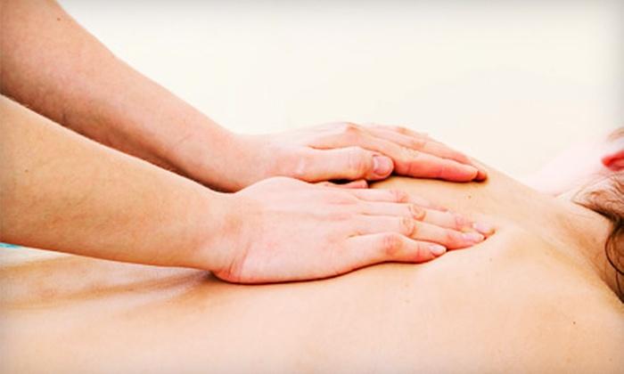 Back To Essentials, LLC - Robert Mills Historic: 60- or 90-Minute Deep-Tissue Massage at Back to Essentials, LLC (Half Off)