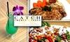 Catch Twenty -Three - Citrus Park Community: $20 for $50 Worth of Contemporary Caribbean Cuisine and Drinks at Catch Twenty-Three