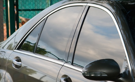 2 Windows Tinted on a Car or SUV (a $75 value) - TNT Automotive Window Tinting in Angier