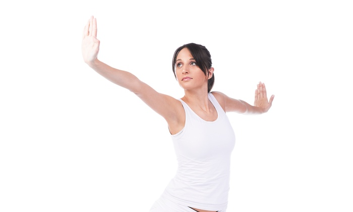 Master Mark Whittaker Healing Arts - Central Napa: $20 for $40 Toward Two Classes, Choose from: Tai Chi, Yoga, Karate, Chi Gong, or Kickboxing