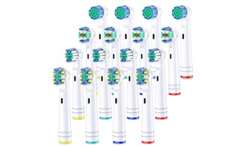 Oral-B-Compatible Brush Heads