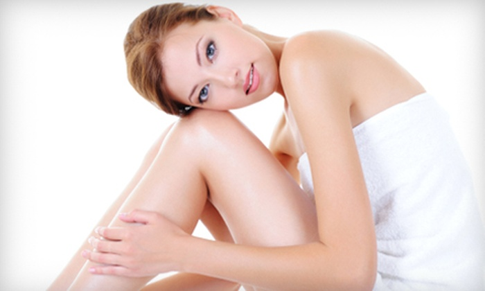 Laser Cliniqúe - San Diego: Laser Hair-Removal Packages from Laser Cliniqúe. Three Options Available.