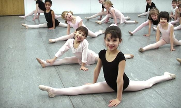 Academy of Russian Ballet - Eden Prairie: Ballet Instruction at the Academy of Russian Ballet in Eden Prairie. Eight Options Available.