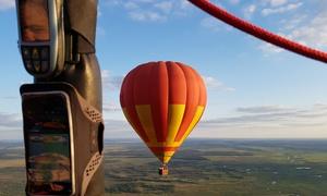 Fly Squad: Godzinny lot balonem od 499 zł i więcej opcji z Fly Squad