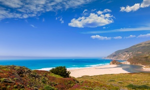 Coastal Inn Overlooking Ocean