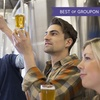Brewery Tour with Beer Tasting