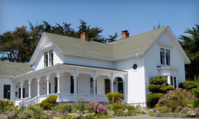 Joshua Grindle Inn - Mendocino: $139 for a One-Night Stay for Two Adults at Joshua Grindle Inn (Up to $279 Value)