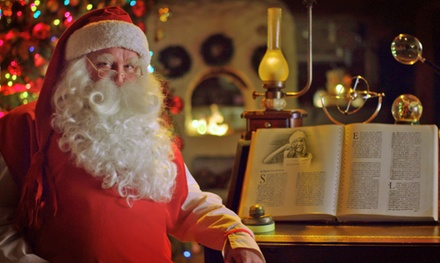 Personalised Video Message from Santa for One Child or Siblings from Elfi (Up to 62% Off)