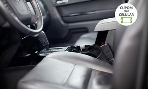 Raízes Auto Peças Ltda.: Raízes Auto Peças – Vila Guilherme: revestimento em couro para banco de carros