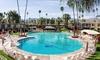 Tennis-Lovers Resort in Palm Desert