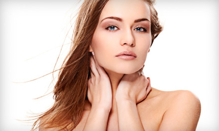 Premiere Laser Centre - Southridge: Three or Six Rejuvenating Go and Glow Facials at Premiere Laser Centre in Denton (Up to 72% Off)