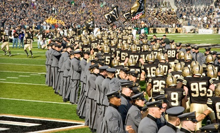 Army Black Knights vs. San Diego State at Michie Stadium on Sat., Sept. 10 at 12PM: Sections 18-20 - Army Black Knights in West Point