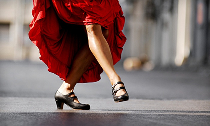 Social Dance Spot - Corso Italia: $25 for Two Eight-Lesson Programs in Salsa, Ballroom, Bachata, or Hip-Hop Dance at Social Dance Spot (Up to $240 Value)