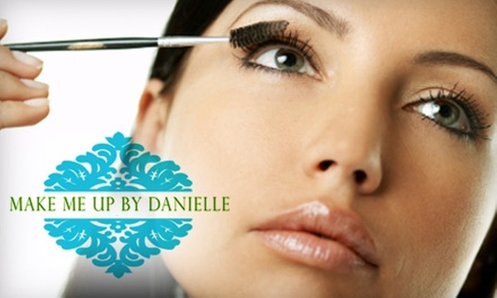 Make Me Up by Danielle - Multiple Locations: $29 for Professional Makeup Application at Make Me Up by Danielle ($100 Value)