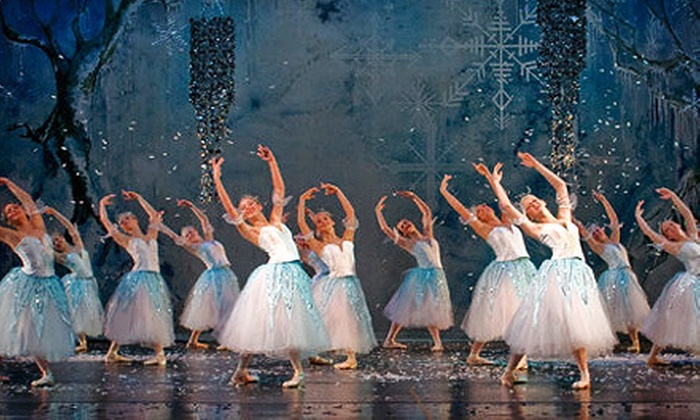 "The Nutcracker - Knoxville Civic Auditorium and Coliseum: Appalachian Ballet Company's ""The Nutcracker"" on December 1 or 2 at the Knoxville Civic Auditorium (Up to $45 Value)"