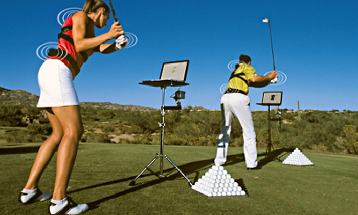 Reno/Tahoe Golf Academy - South Meadows: One 30-Minute Golf Lesson or Five Group Fitness Golf Classes  at Reno/Tahoe Golf Academy