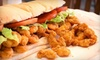 Captain Sal's Seafood and Chicken - Milan: $7 for $15 Worth of Casual Seafood, Drinks, and More at Captain Sal's Seafood and Chicken