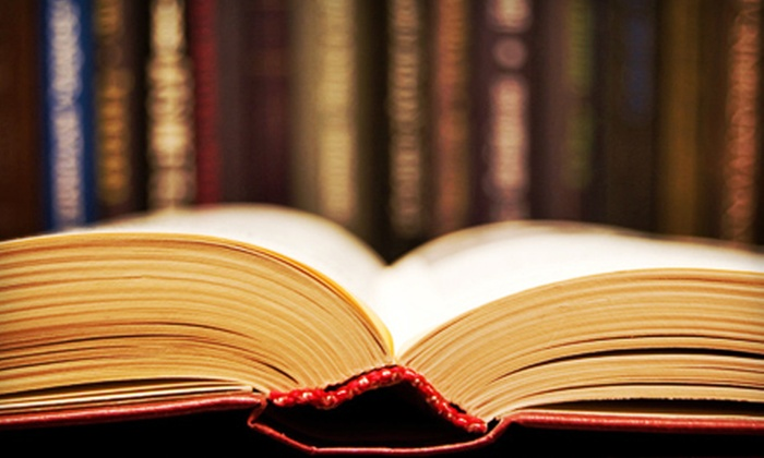 Books With A Past - Sykesville: New and Used Books at Books With A Past in Glenwood (Up to 56% Off). Two Options Available.