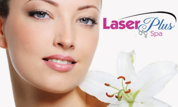 Laser Plus Spa - Bellmore: $60 HydraFacial or MicroFacial at Laser Plus Spa (Up to $150 Value)