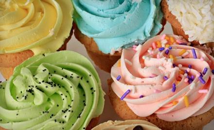 1 Dozen Gluten-Free Cupcakes ($30 value) - Revolution Bakery in Santa Fe