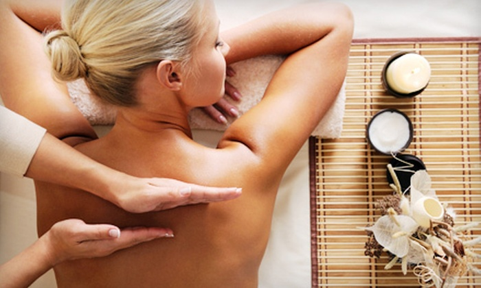 Breathe Easy Therapeutic Massage - Country Homes: 60-Minute Russian Honey Massage or 80-Minute Custom Massage at Breathe Easy Therapeutic Massage (Half Off)
