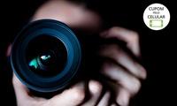 MH Estúdio Fotográfico – Águas Claras: ensaio fotográfico interno, fotos em CD, impressas e pôster