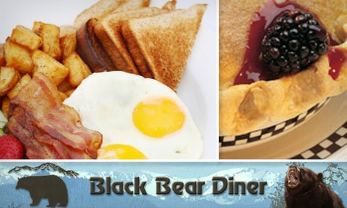 Black Bear Diner - Multiple Locations: $10 for $20 worth of Casual Diner Fare and Drinks at Black Bear Diner