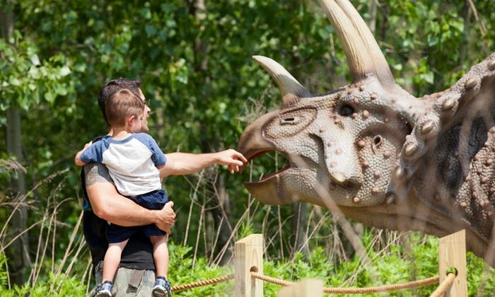 Field Station: Dinosaurs - From $13 - Leonia, NJ   Groupon