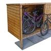 Wooden Bike Store