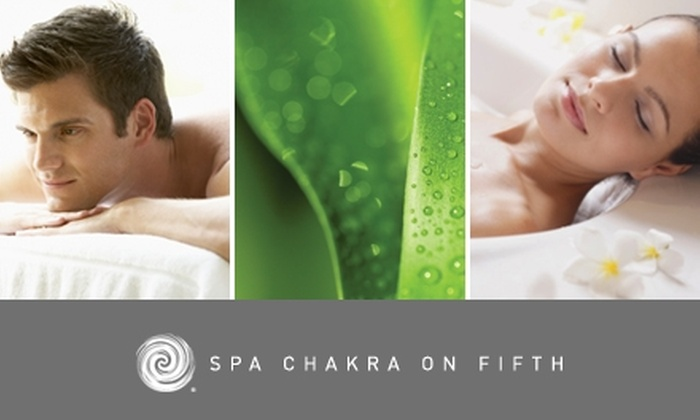 Spa Chakra - Central Park: $199 for $600 Worth of Spa Services at Spa Chakra on Fifth