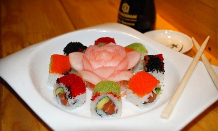 Chiyo Sushi - Mt. Washington: $12 for $25 Worth of Japanese Fare at Chiyo Sushi