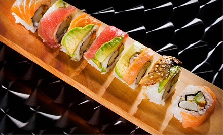 33 Chatham St.: Dinner for 2 (up to a $42 total value) - Iguana Sushi Bar in Windsor