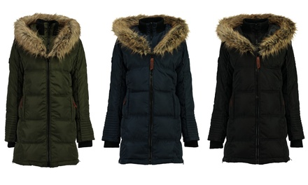 Chaquetón para mujer Geographical Norway