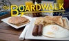 Miss B's Coconut Club - Mission Beach: $12 for $25 Worth of Beachside Grub and Drinks at The Boardwalk Mission Beach