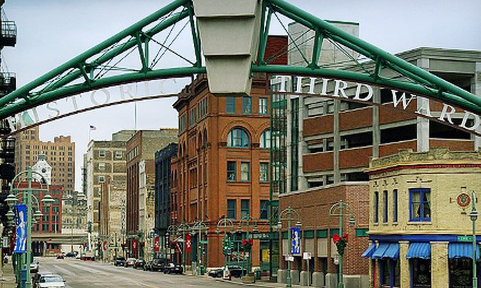 Historic Milwaukee - Milwaukee: Walking Tour for Two or Four, or Special Tour for Two from Historic Milwaukee (Up to 55% Off)