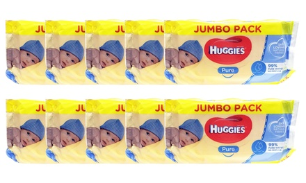 $29.95 Huggies Pure Baby Wipes