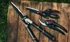 Zestaw 3 narzędzi ogrodniczych