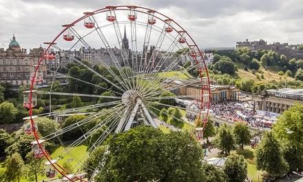 Edinburgh Festival Wheel - City Centre