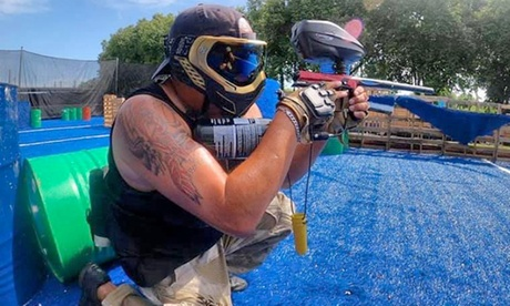 Paintball for 1, 2, 4, or 6 w/ Gear & 100 Paintballs for Each at Gator Mike's Family Fun Park (Up to 40% Off)