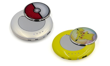 Powerbank espejo Overnis Pokemon de 10800 mAh