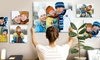 Up to 93% Off Custom Premium Canvas Prints from Printerpix