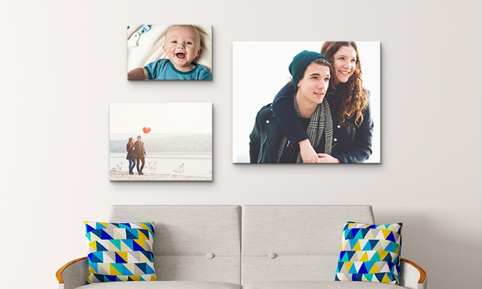 Hand Stretched Canvas Prints