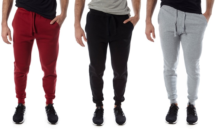 Vertical Sport Men's Fleece Joggers