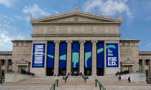 Admission to The Field Museum at The Field Museum, plus 6.0% Cash Back from Ebates.