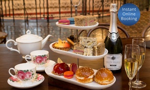 Cicchetti Restaurant & Wine Bar: High Tea with Sparkling Wine for One on a Weekday ($28) or Weekend ($30) at Cicchetti Restaurant & Wine Bar ($50 Value)