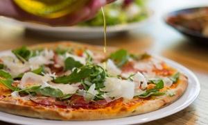 Il Tramonto Ristorante: Pizza, sałatka lub pasta dla 2 osób za 44,99 zł i więcej opcji w Il Tramonto Ristorante